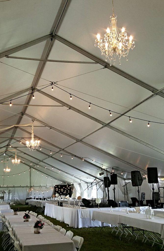 bend oregon tent rental & Bend String Light Rentals | Globe Lights azcodes.com