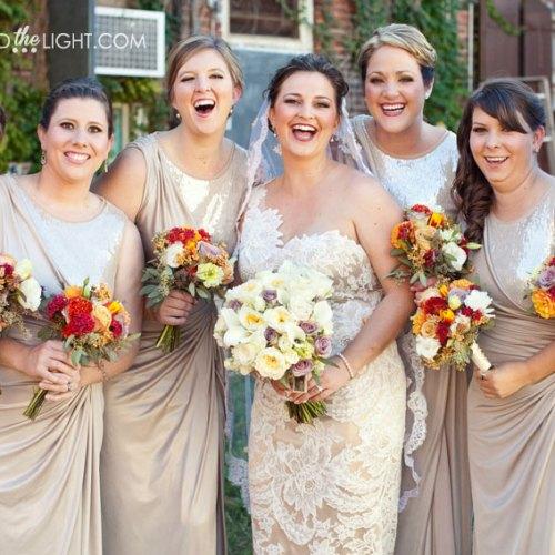 Light colored wedding dresses – Dress blog Edin