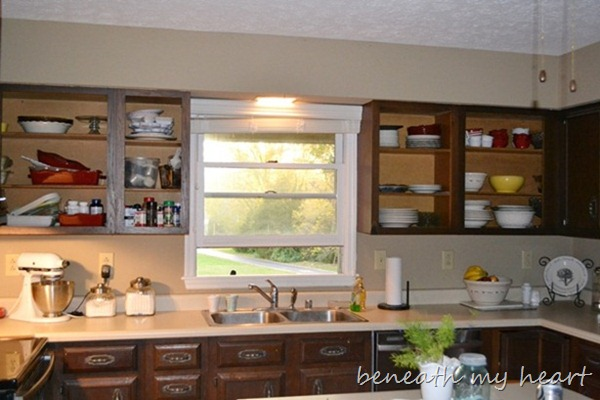 Kitchen Makeover Update Ive Opened Up A Can Of Worms