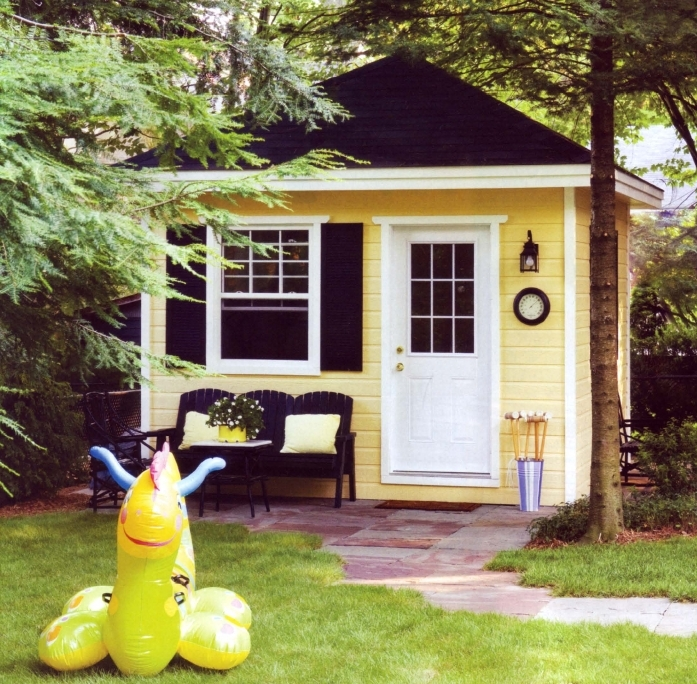 A Glimpse into my Shed's Future - Beneath My Heart on Cute Small Backyard Ideas  id=33892