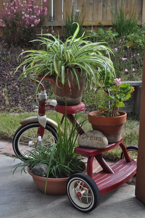 Unique Ideas for Plant Stands - Beneath My Heart on Plant Stand Ideas  id=21113