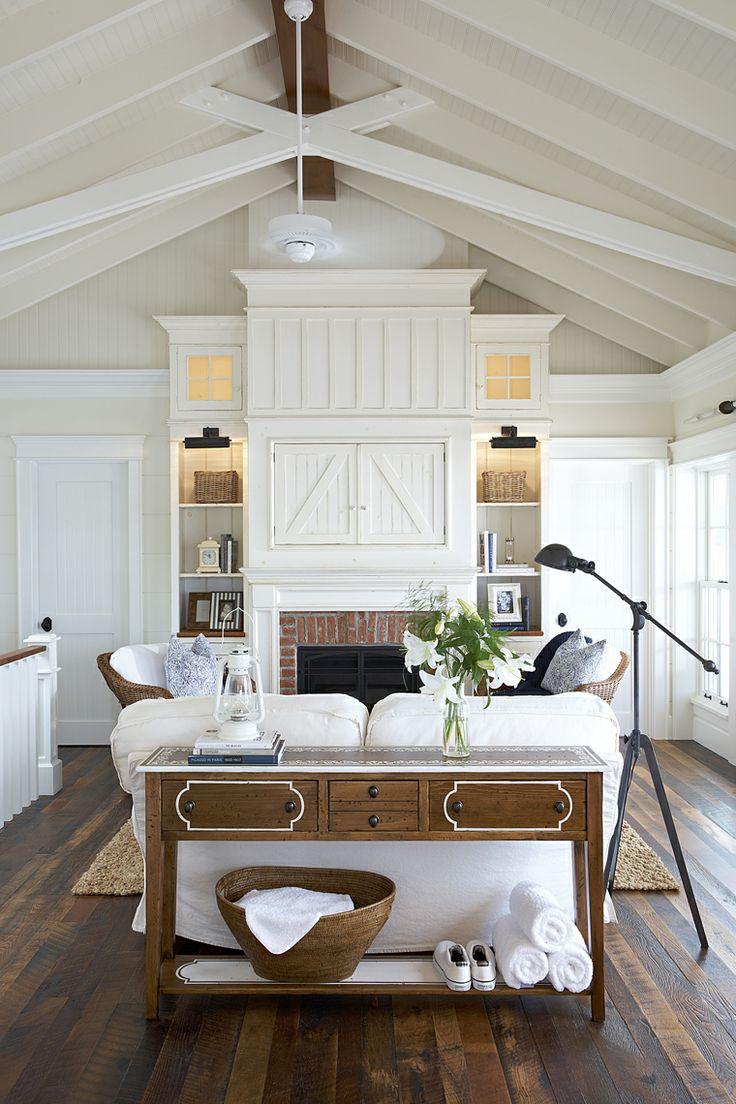 How to Style a Farmhouse Living Room - Beneath My Heart on Room Decor Photos  id=49166