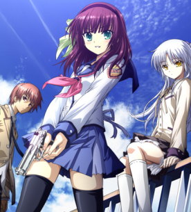 Angel Beats Yuri