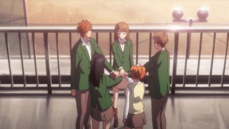orange anime 5