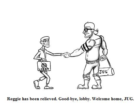 Welcome Back, JUG