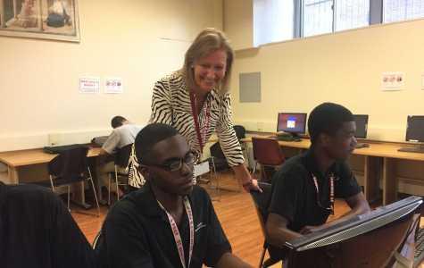 New Volunteer Doubles College Guidance Staff
