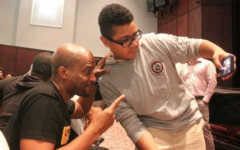 Masta Ace and Powermalu Emphasize the Power of Choices on Dr. Martin Luther King Day