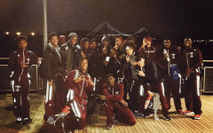 Track and Field team hard battle with East Orange Campus