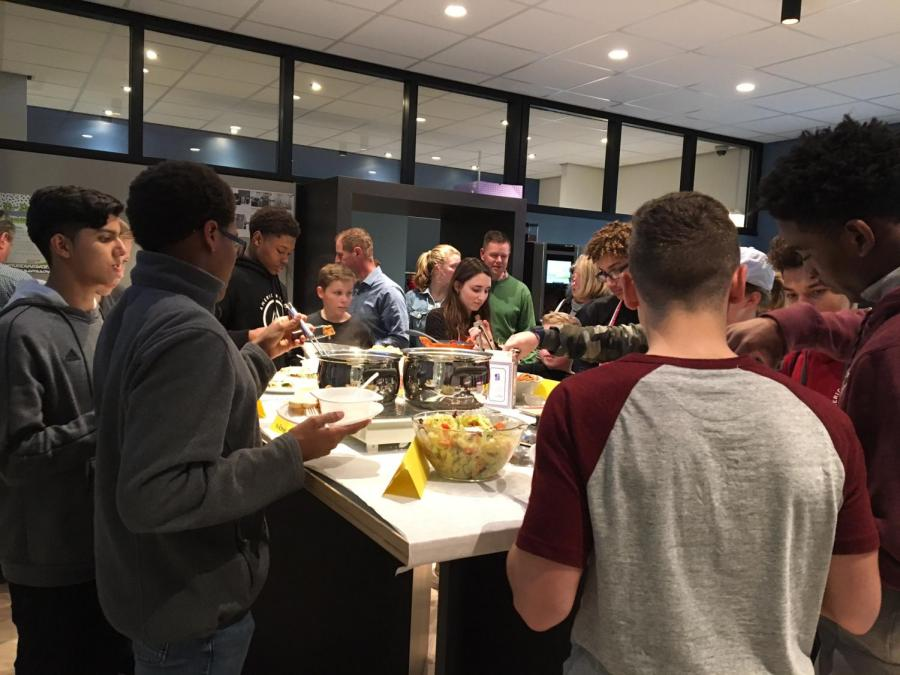 SBP in The Netherlands 2018: Schooling and Cooking