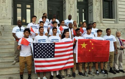 Playing Soccer in China: More than Just a Game