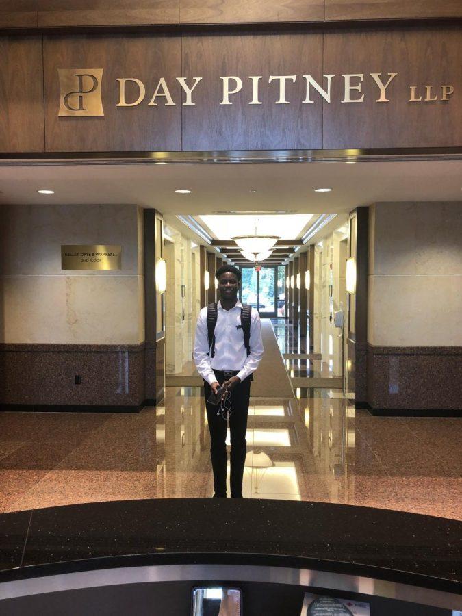 Day Pitney LLP internship