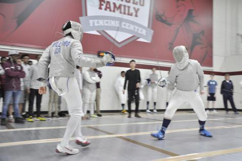 Millburn Halts Fencers' Victorious Run