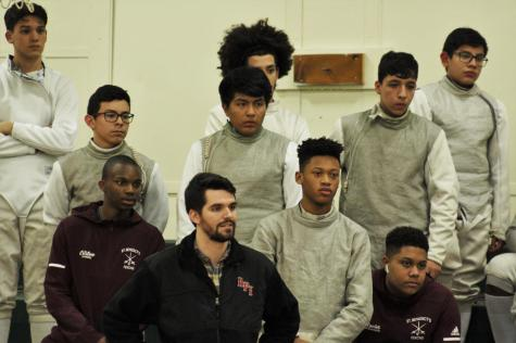 Basketball Team Beats NIA Prep