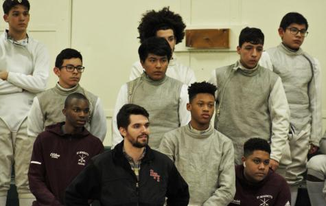 SBP Fencers Crush Ridge H.S., Psych Up for Cetrulo Tournament