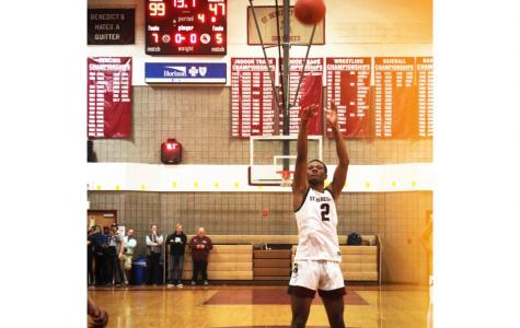 SBP Basketball Team: A Sizable Win at the Semi Finals and a Plan for Redemption at the Finals