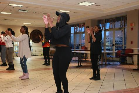 SBP Links Up With Saint Vincent's Academy For Black History Celebration