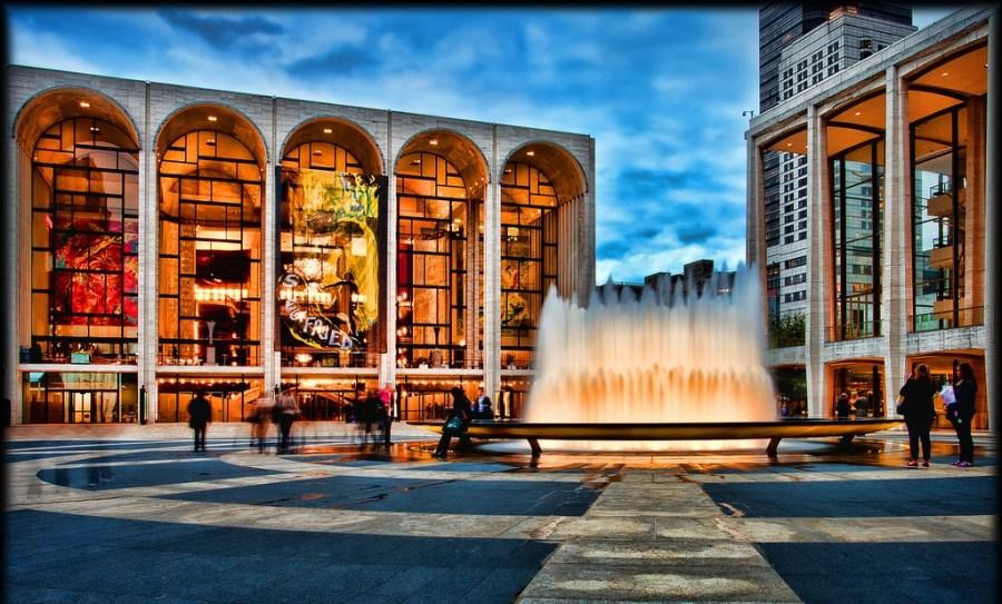 The Metropolitan Opera in all of its glory.