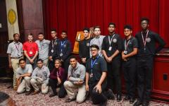 NHS Commends the Gray Bees of Honor Roll