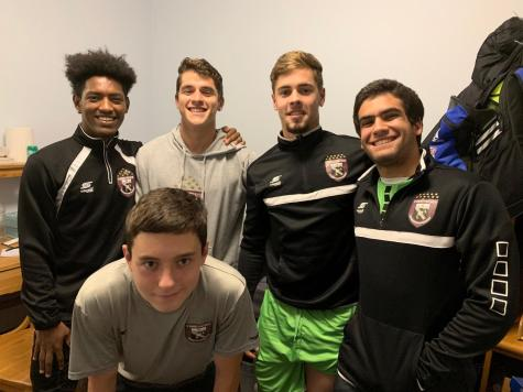 SBP Varsity Soccer Players discussed their team
