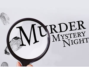 Murder Mystery Event Nights Beneficial Arts UK