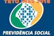 Teto INSS 2016