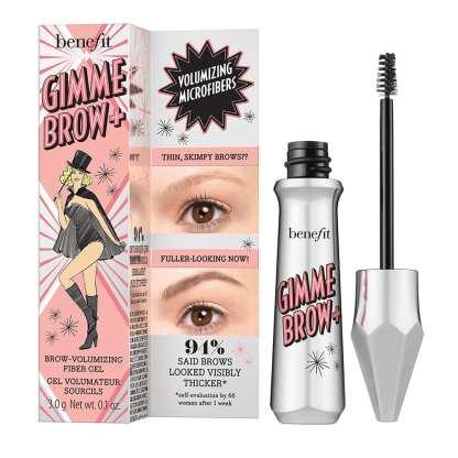Gimme Brow+ Volumizing Eyebrow Gel Styled