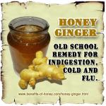honey ginger remedy