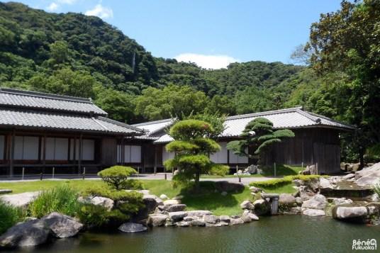 Jardin Senganen, Kagoshima