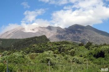 Cratères de Sakurajima