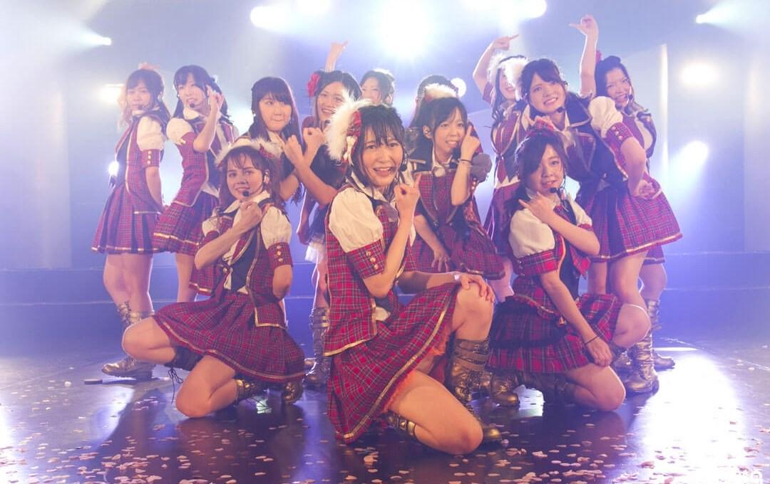 ASO48 : j'ai fait partie d'un groupe d'idoles au Japon !