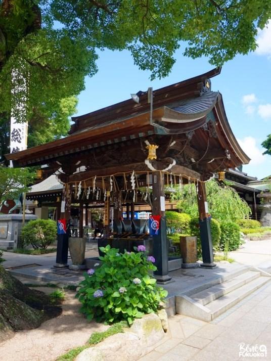 Sanctuaire Kushida, Fukuoka