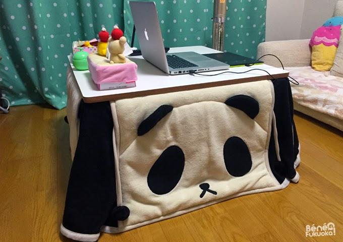 kotatsu panda
