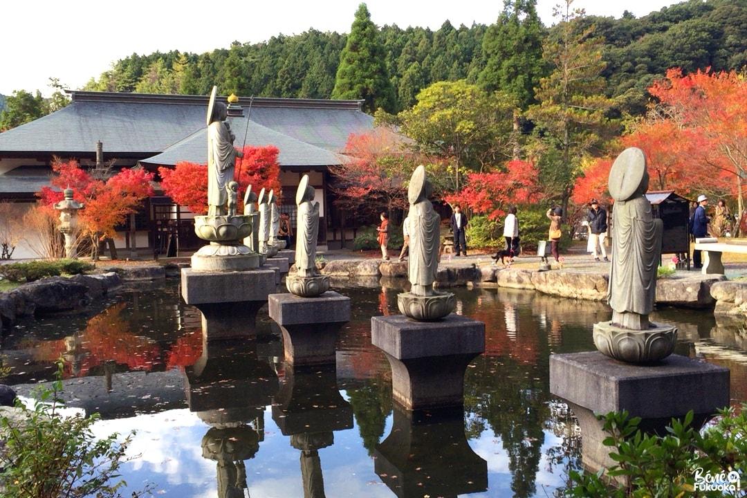 Temple Nomiyama Kannon-ji, Fukuoka