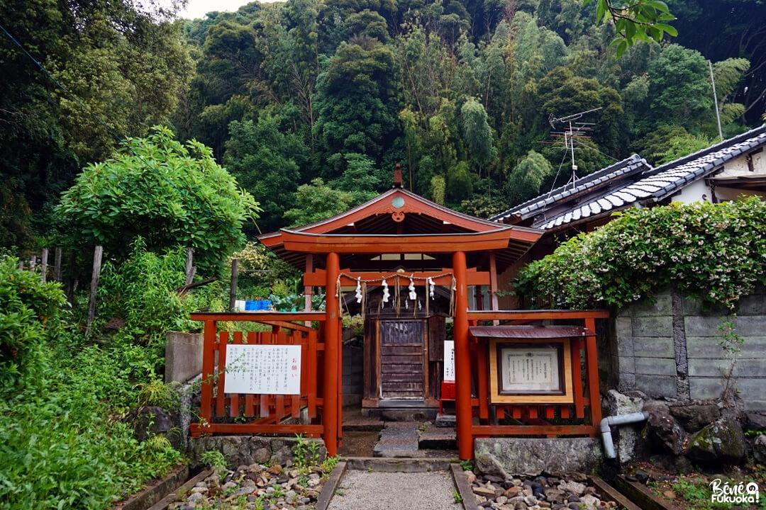 Source sacrée Furôsui, sanctuaire Kashii, Fukuoka