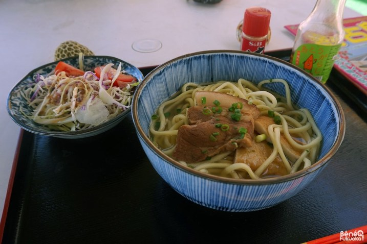 Miyako soba, Opuyû Shokudô, Ôgamijima, Miyakojima