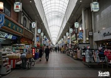 kawabata-shotengai-fukuoka-rue