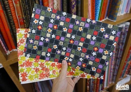 "Boutique de papier japonais ""Tanaka washi"", Fukuoka"