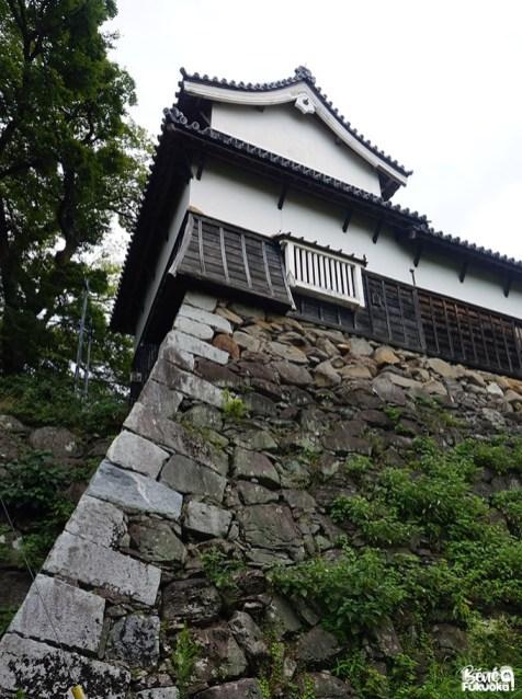 Ancienne tourelle du château de Fukuoka