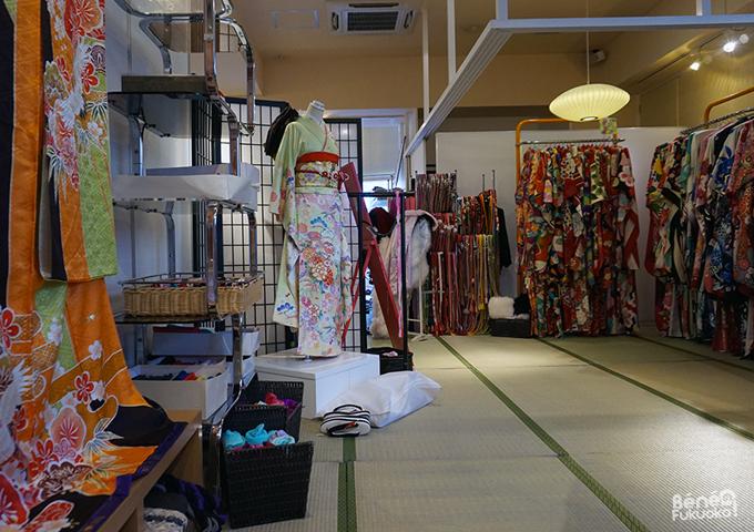 Kimono Hearts, Fukuoka