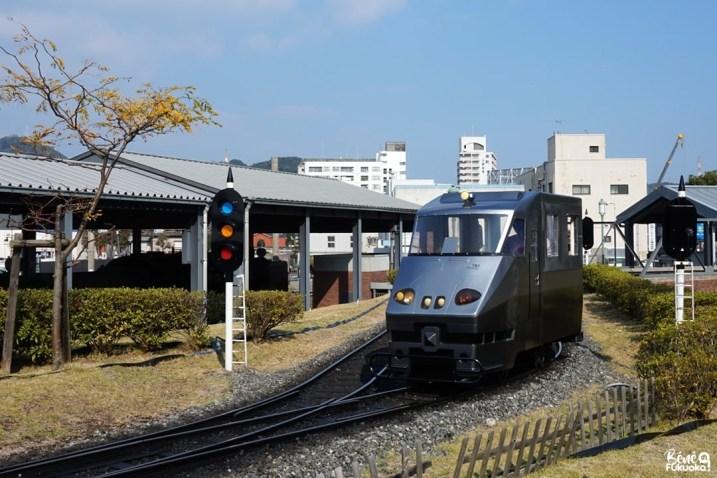 Musée des chemins de fer de Kyûshû (Kyushu Railway History Museum), Mojikô, Kita-Kyûshû, Fukuoka