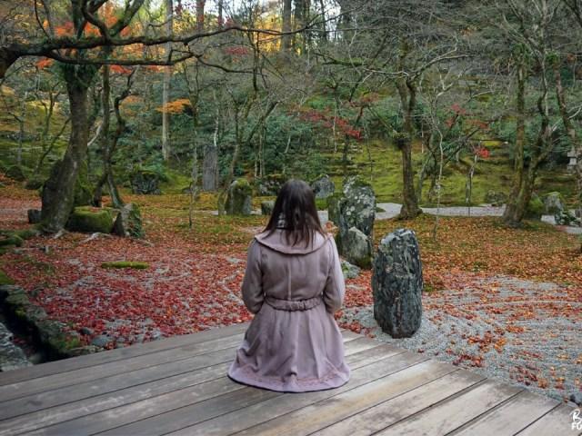 [Dazaifu] Profiter de l'automne tardif