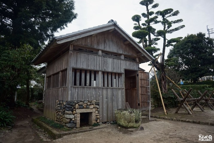Izumi-fumoto, le quartier des samourai d'Izumi