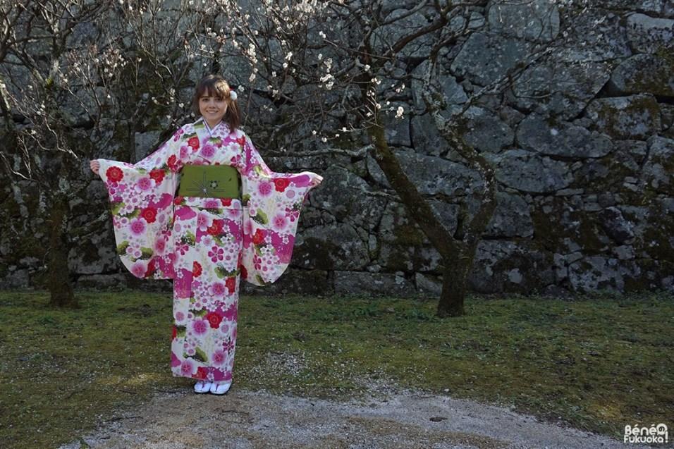 kimono-rose-vert-blanc