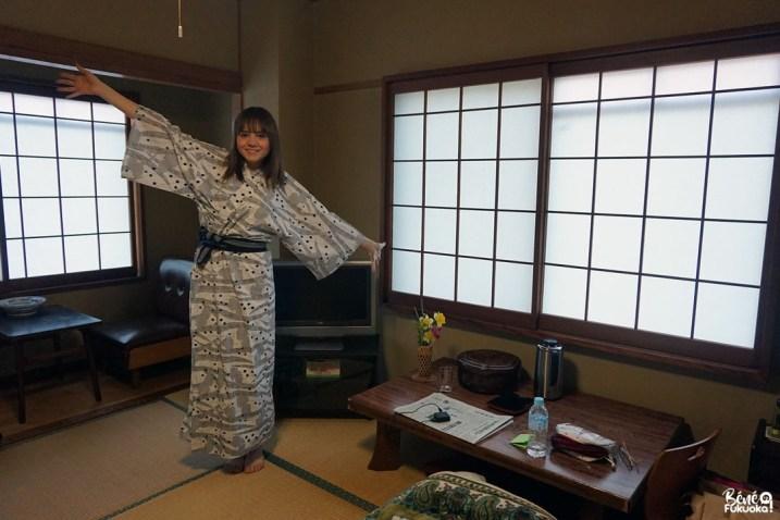 Ryokan Hana Iwatoya, Takachiho