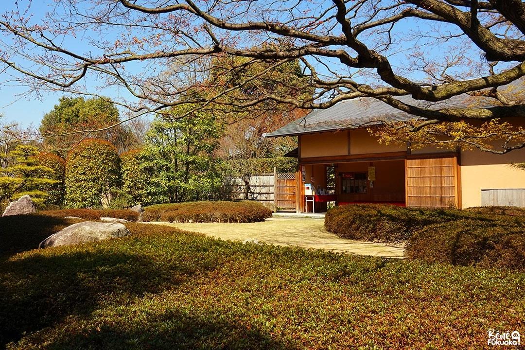 Jardin Shôfû-en, Fukuoka