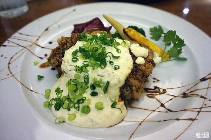 Chicken nanban, gastronomie locale, Miyazaki