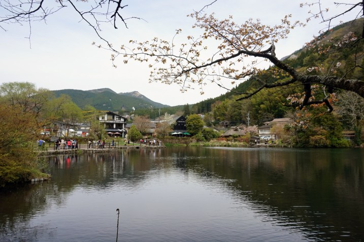 Lac Kinrinko, Yufuin, Ôita