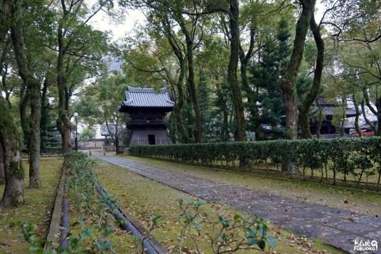 Temple Shôfuku-ji, Fukuoka