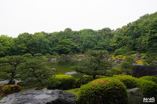 Jardin japonais, parc Ôhori, Fukuoka