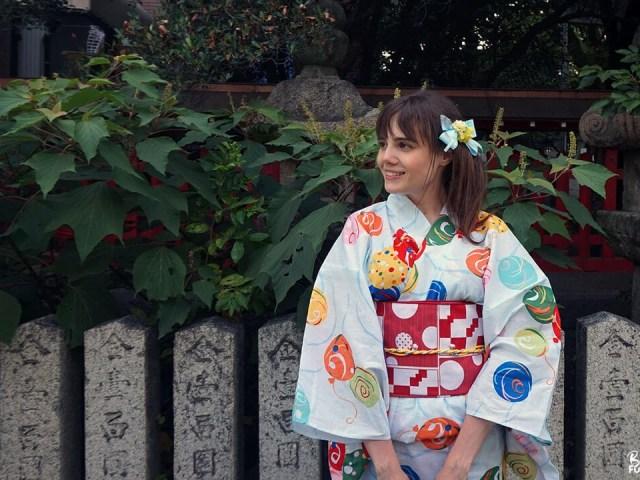 Fukuoka Kimono Walk #7 – Torikai Hachiman-gû